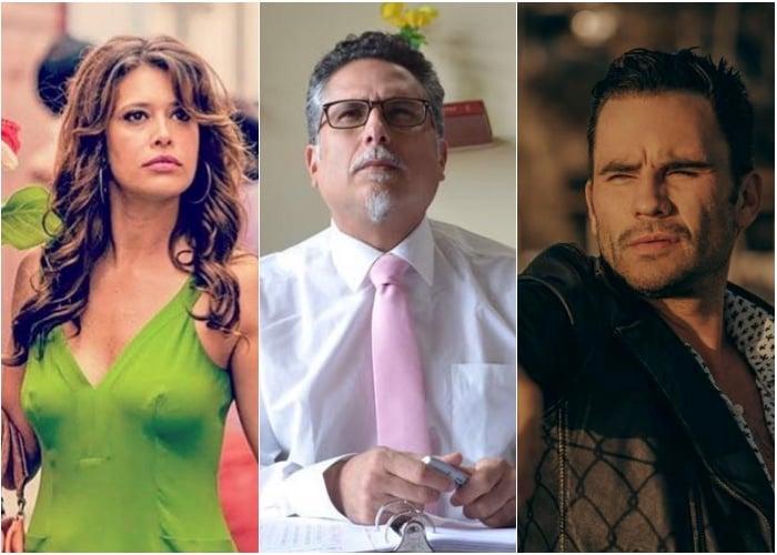 ¿Por qué Marlon Moreno, Angie Cepeda y otras estrellas tuvieron que irse de Colombia?