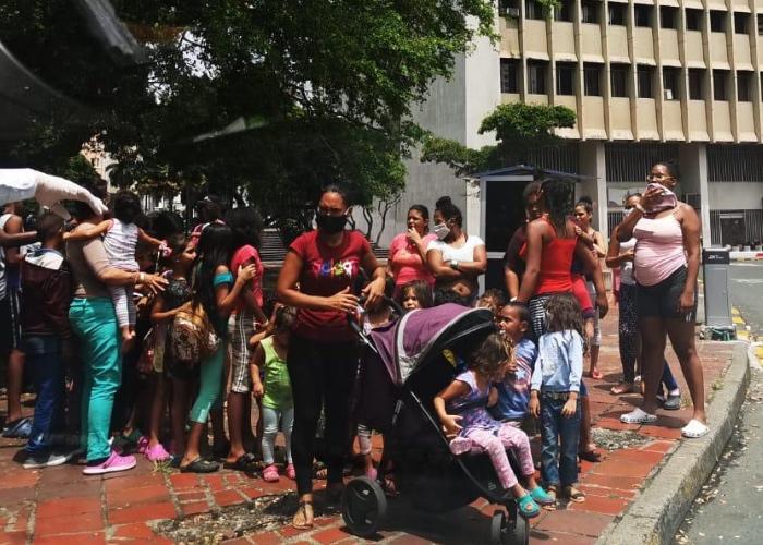 La pandemia precipitó el regreso de venezolanos a su país