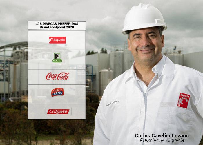 Alquería, la campeona de las marcas en Colombia