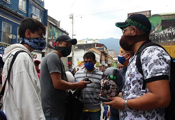 606 nuevos casos y 21 personas fallecidas más por coronavirus en Colombia
