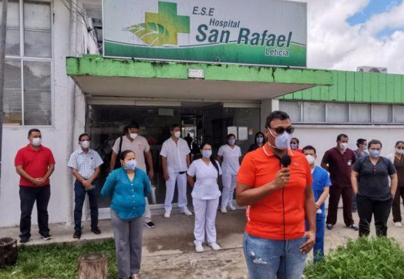 Enfermeras del Amazonas alertan al presidente Duque