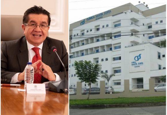 Respiradores para B/Ventura llegarán a Clínica Santa Sofía por decisión de MinSalud