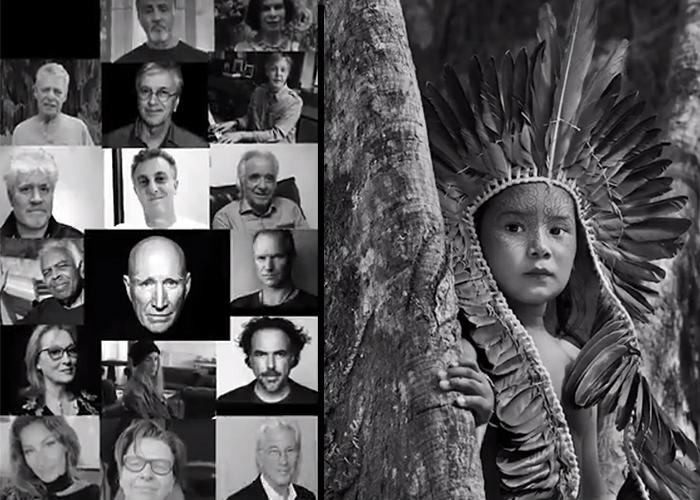 Sebastião Salgado pide proteger a los indígenas de la Amazonía de la Covid-19