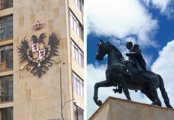 Breve historia de dos símbolos que conviven en el corazón de Tunja