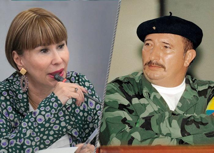 ¿Nombraría Alicia Arango al hijo del Mono Jojoy en el Ministerio del Interior?