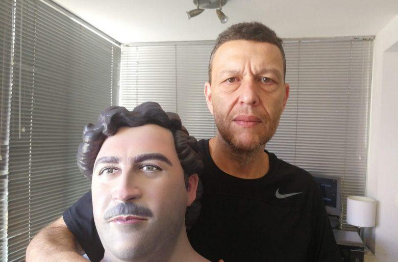 Descubrieron que fantasma de Pablo Escobar es una farsa