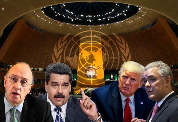 Colombia y Estados Unidos salieron mal parados en la ONU