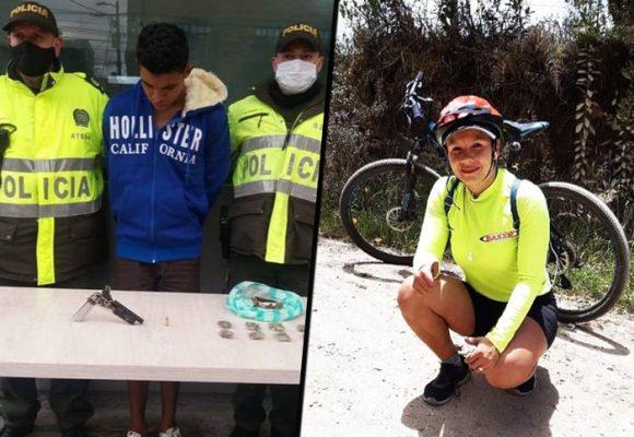 Cayó el venezolano que habría matado a una enfermera para robarle su bicicleta