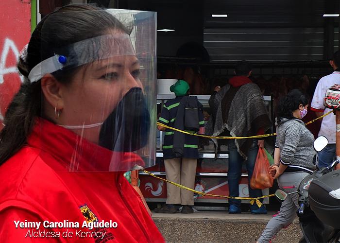 Una joven alcaldesa acorralada por la pandemia en el barrio Kennedy