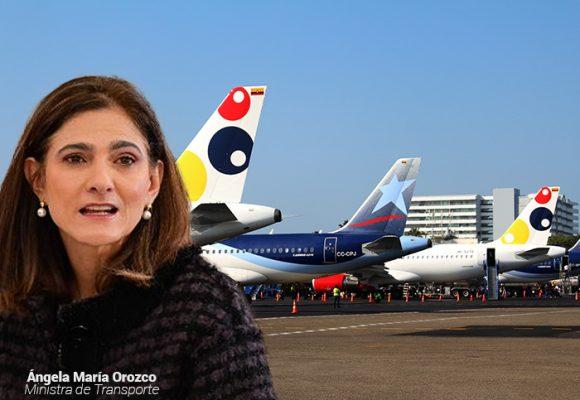 Colombia permitirá vuelos internacionales desde septiembre