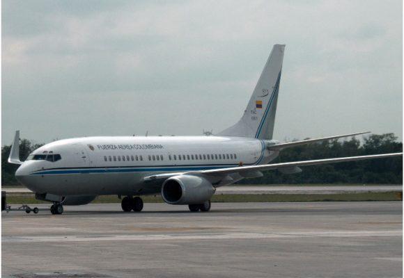 Duque cede el avión presidencial para enviar ayuda a Leticia