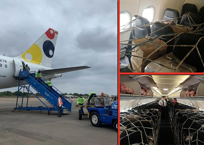 VivaAir se reinventa para poner a volar sus aviones