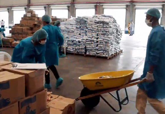 Las 621.226 ayudas que se han entregado en el Atlántico