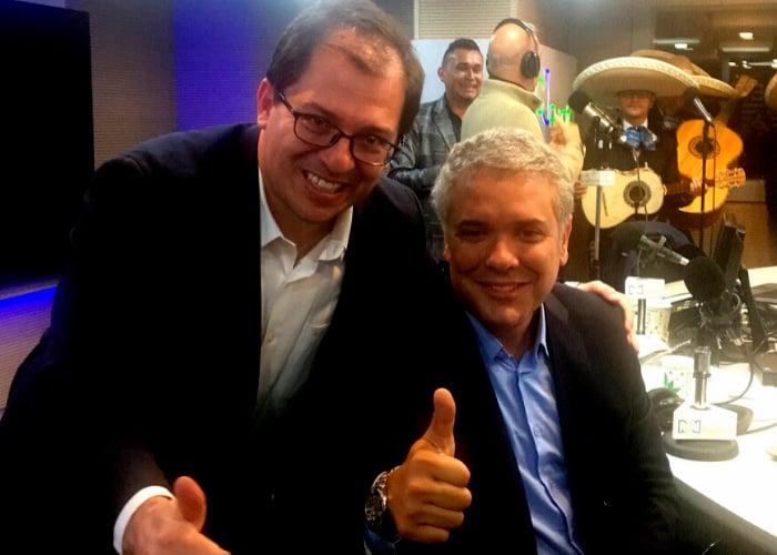 """Iván Duque es mi gran amigo desde hace 25 años"""" Fiscal Barbosa - Las2orillas"""