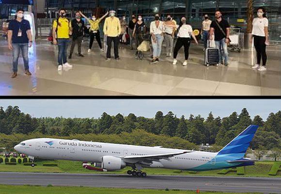 El inédito vuelo que recorrió 4 continentes para traer 340 colombianos