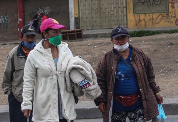 1.101 nuevos casos de contagio y 27 muertos más por coronavirus en Colombia