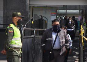 659 casos nuevos de coronavirus y 14 fallecidos en Colombia