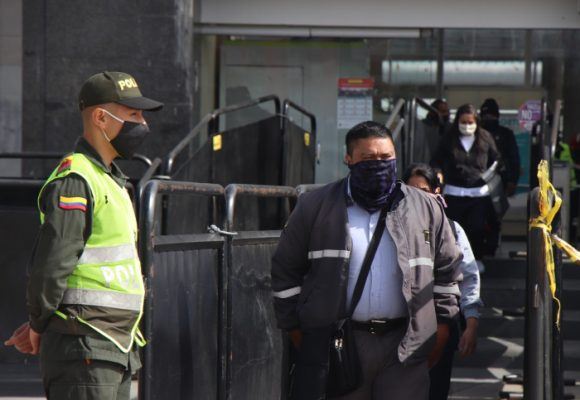 8.717 nuevos contagios y 188 fallecidos más por Covid-19 en Colombia