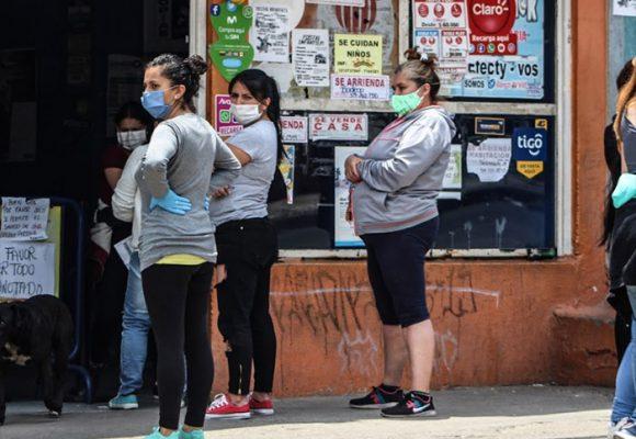 1046 nuevos casos y 23 fallecidos por COVID-19 en Colombia