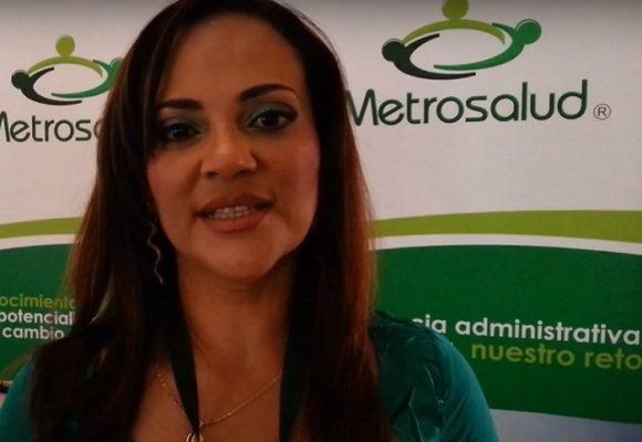 ¿Quién estuvo detrás del nombramiento de Martha Castrillón en la gerencia de Metrosalud en Medellín?