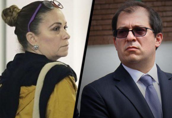 Caya Daza no escapó al interrogatorio de la Fiscalía por Ñeñepolítica