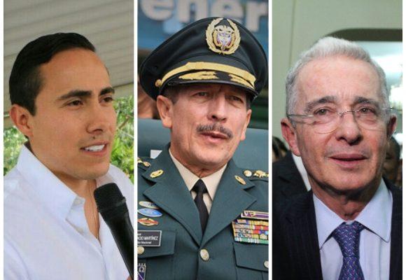 Lista de Congresistas que ascendieron al general (r) Nicacio Martínez