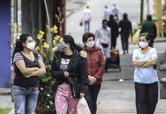2.193 contagiados y 75 nuevos fallecidos por coronavirus