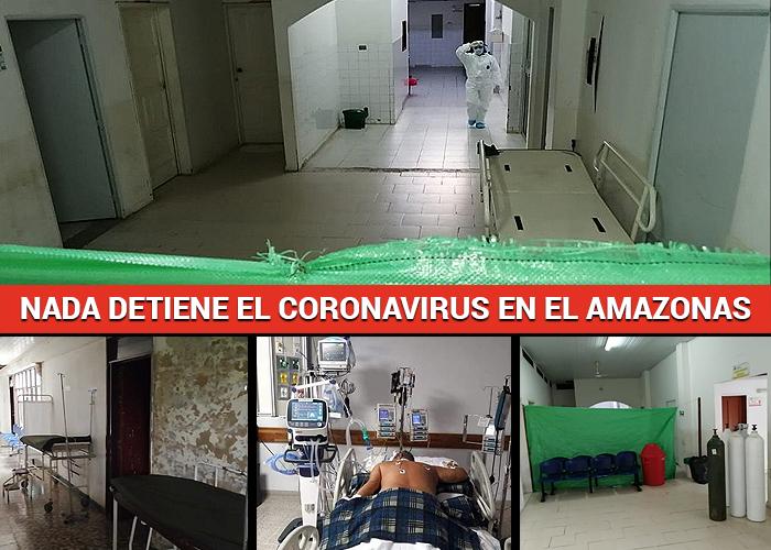 Sin médicos y solo 2 hospitales, Leticia enfrenta el implacable COVID-19