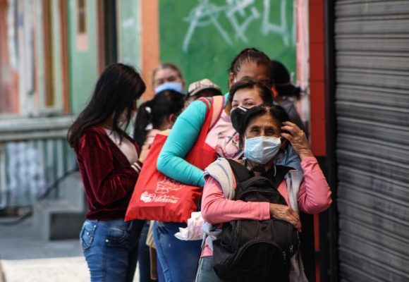 643 nuevos casos de contagio y 22 muertos más por coronavirus en Colombia