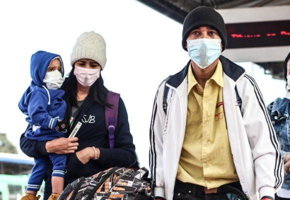 4.101 contagios y 171 fallecidos más por coronavirus en Colombia