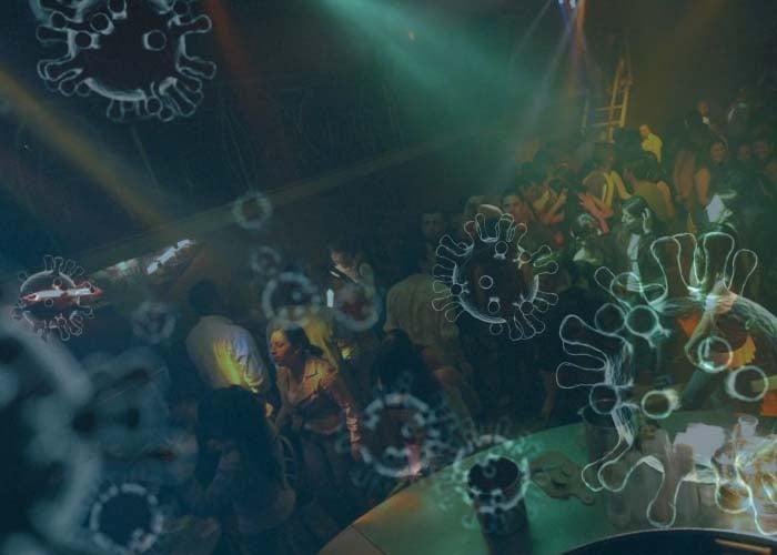 Rumbas anticoronavirus, el nuevo invento de los jóvenes gringos