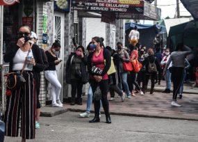 8.394 nuevos contagios y 270 fallecidos más por COVID-19 en Colombia