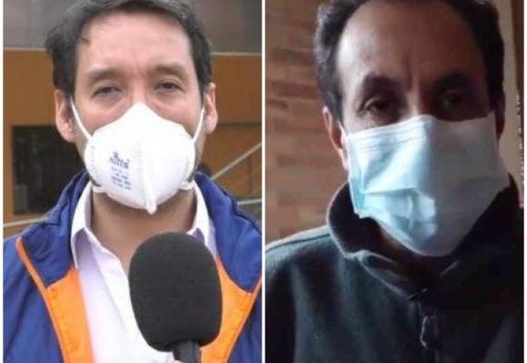Gerente para covid-19 en C/marca y alcalde de La Calera terminaron contagiados