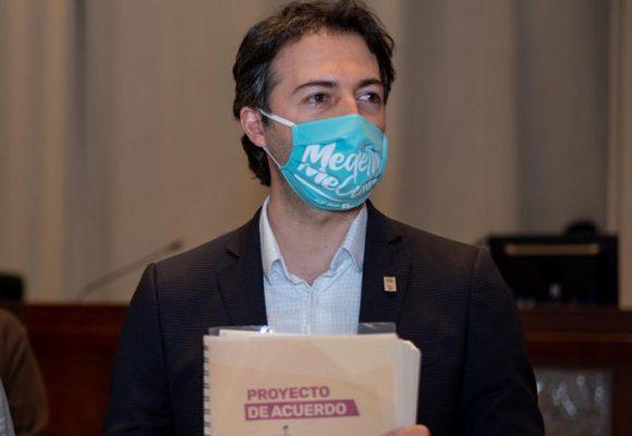 Quintero, haga patria: Toque de queda para el próximo Día sin IVA