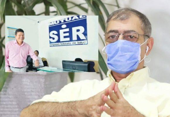William Dau culpa a las EPS por contagios en Cartagena