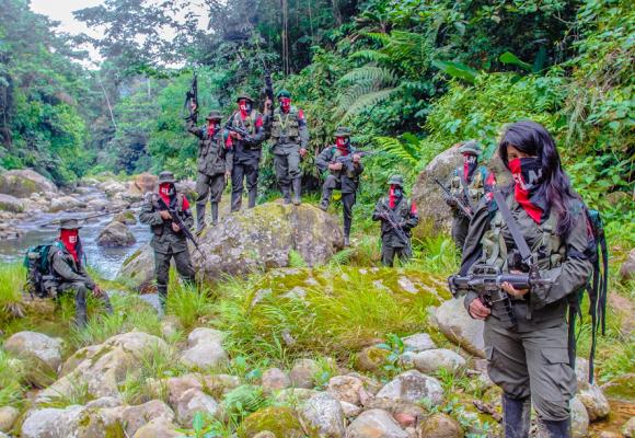 ¿Por qué hubo guerrillas en Colombia?
