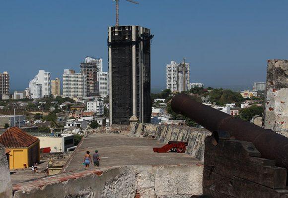 Constructores de Aquarela en Cartagena no dan brazo a torcer