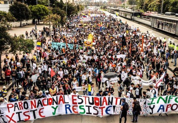 Educación pública en Colombia: una historia de lucha