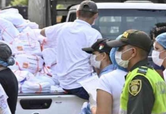 313 casos de corrupción en medio de la pandemia