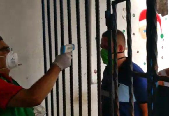102 nuevos casos de contagios en la cárcel de Villavicencio