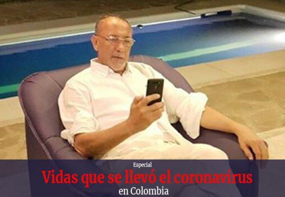 Vidas que se llevó el coronavirus: Jesús Antonio Cabrales