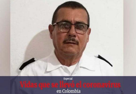 Vidas que se llevó el coronavirus: Joaquín Satizábal