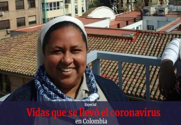 Vidas que se llevó el coronavirus: Johana Rivera
