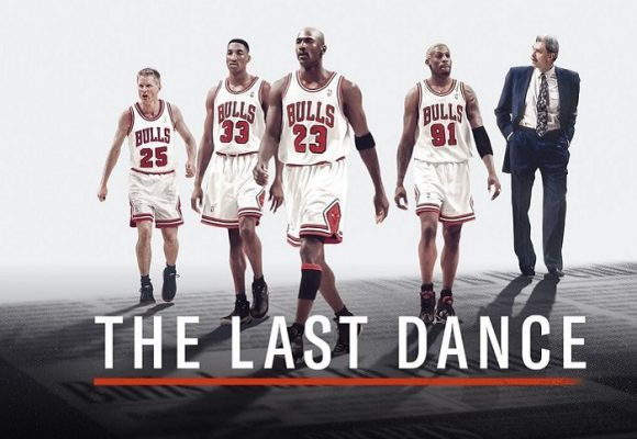 Una leyenda llamada Michael Jordan