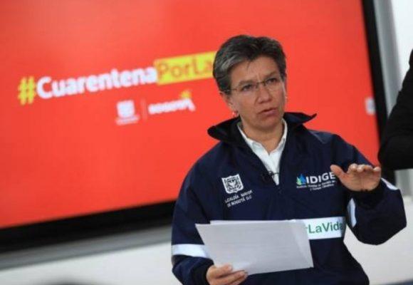Los números de Claudia López para salvar Transmilenio por la pandemia