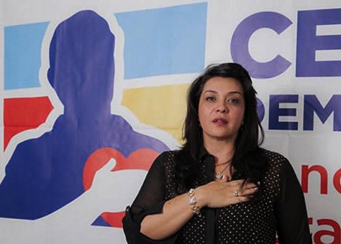 La uribista que se le rebeló al Centro Democrático