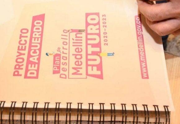 El Proyecto de Acuerdo del Plan de Desarrollo de Medellín necesita ajustes
