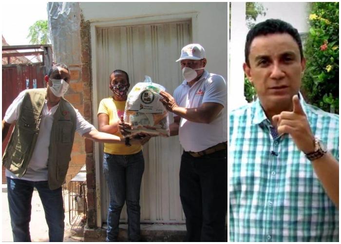 Contralor de La Guajira, en vez de vigilar le hace el trabajo a la alcaldía de Fonseca