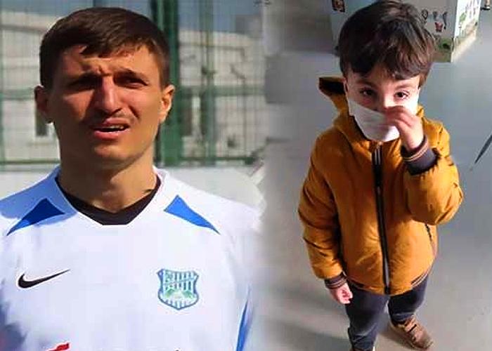 El futbolista que ahogó a su hijo con una almohada porque tenía Coronavirus
