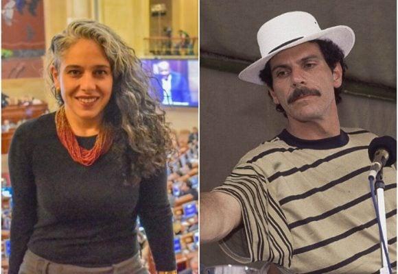 Uribistas matonean a María José Pizarro por ser hija de guerrillero
